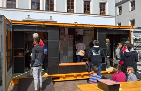 Kriegskinder. Dialog der Generationen in der Region Pirna