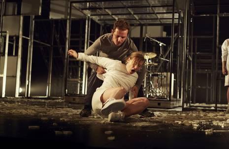 """Dionysos Stadt"", Regie: Christopher Rüping, Münchner Kammerspiele © Julian Baumann"