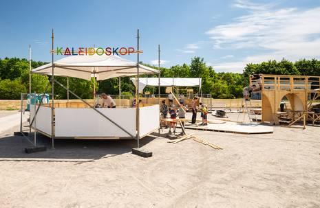 Kaleidoskop Südpark