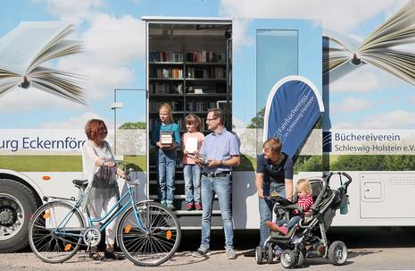 Mobile Library as a Third Place