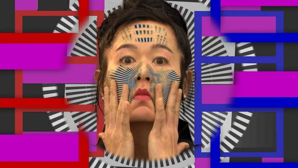 Filmstill, Hito Steyerl, How Not to Be Seen