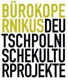 """Logo mit Aufschrift """"Büro Kopernikus deutsch-polnische Kulturprojekte"""""""