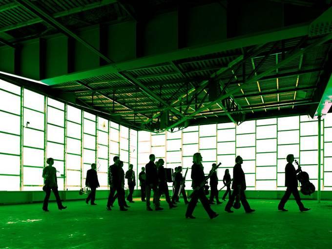 Klangforum Wien © Lukas Beck