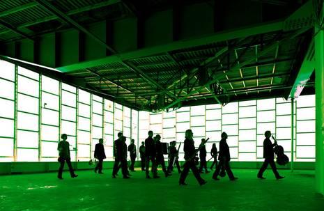 Acht Brücken / Musik für Köln 2015: Musik und Politik