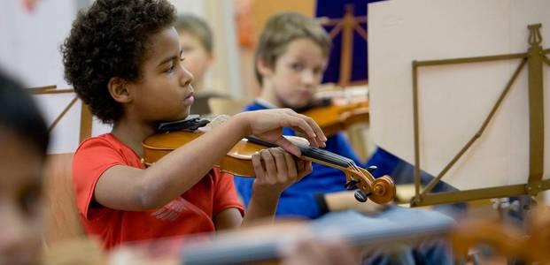 Jedem Kind ein Instrument