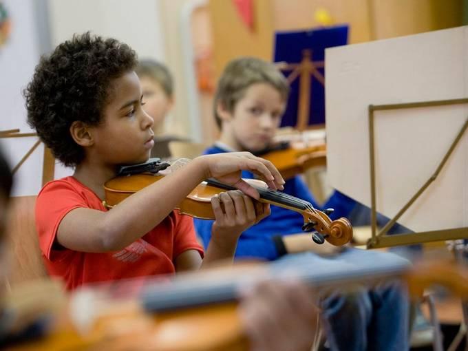 © Stiftung Jedem Kind ein Instrument