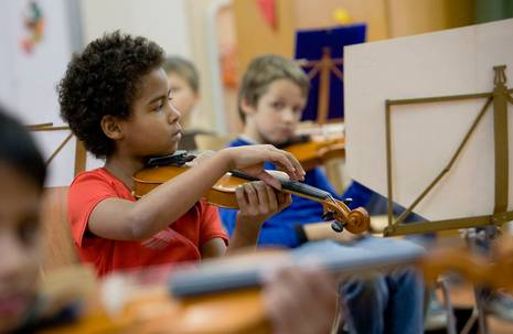 An Instrument for Every Child