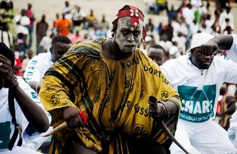 Contemporary Photography in Bamako and Dakar