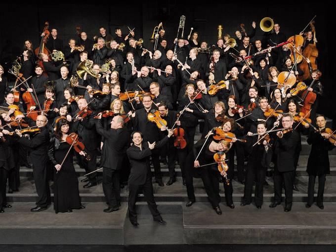 Philharmonisches Orchester Cottbus © Marlies Kross