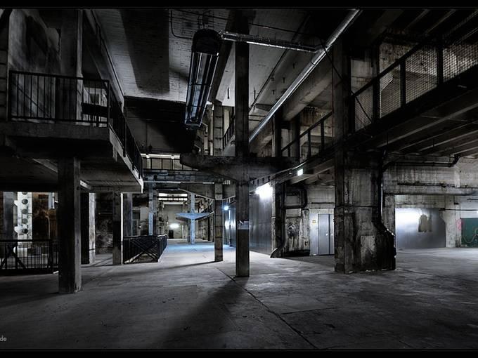 Kraftwerk Berlin, Foto: Studio Fine Art Berlin