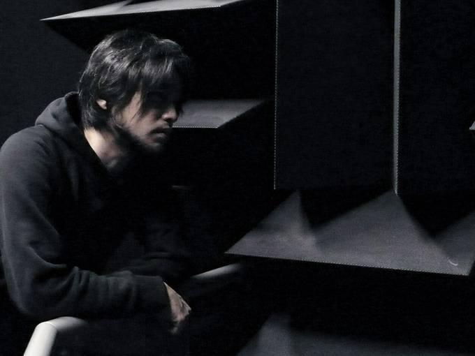 "Klangkunst: Yutaka Makino ""The Program Installation for one person"" © SWR/Yutaka Makino"