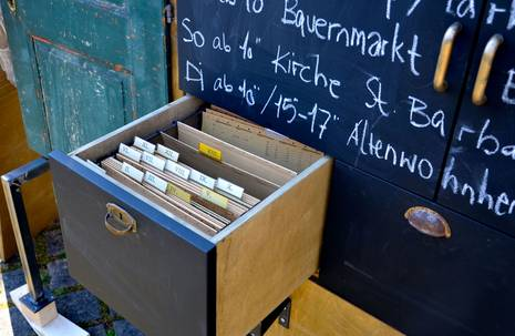 Freiburg sammelt Erinnerungen für morgen