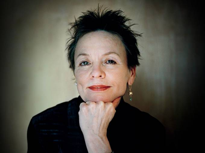 Laurie Anderson, Foto: Tim Knox