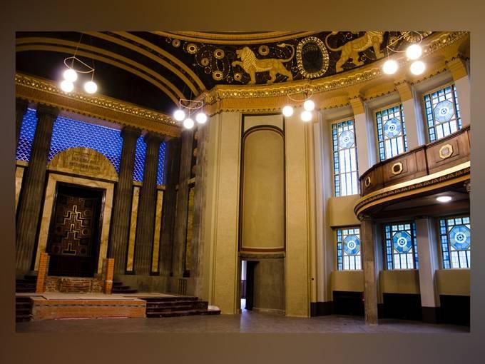 © Förderkreis Görlitzer Synagoge, Foto: Jördis Heizmann