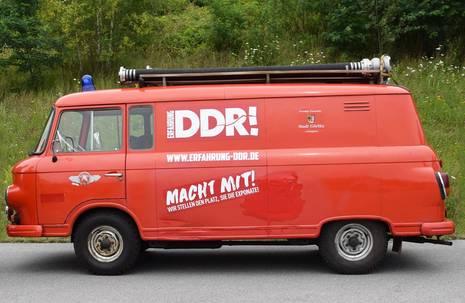 Erfahrung DDR!