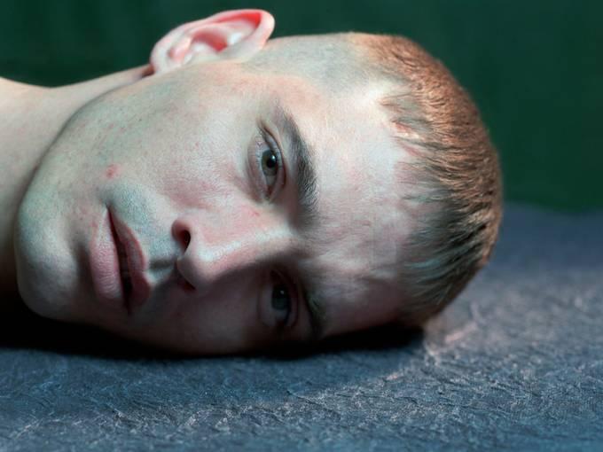 Soldier, Fotografien, 2006-2010, © Suzanne Opton