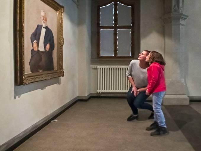 Max geht in die Oper, Foto: Dirk Höke/Bürgerstiftung Halle
