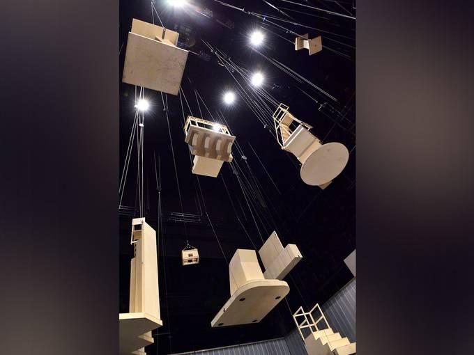 Objekte von ORTREPORT & Meier/Franz © Theater Freiburg