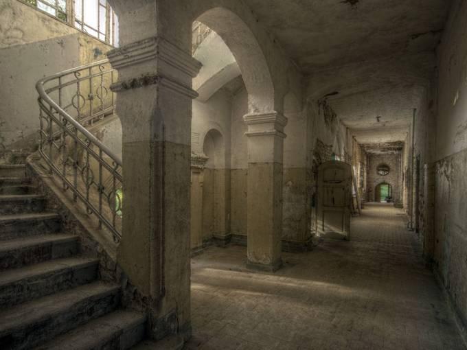 Verwaltungsgebäude Erdgeschoss, Fotograf: Guido Adam