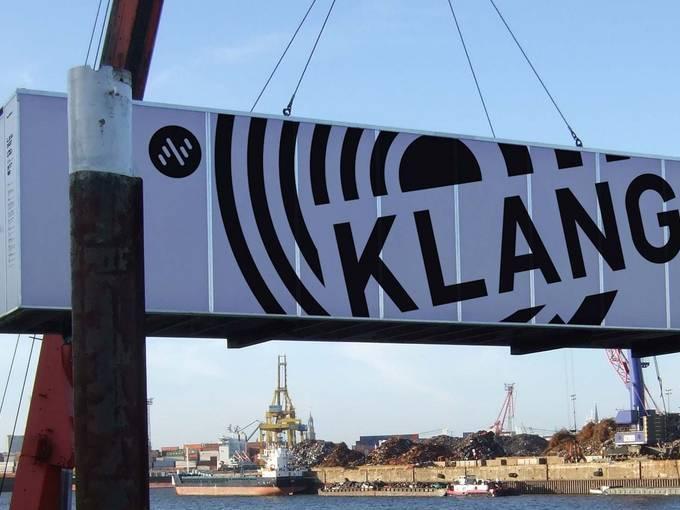 KLANG! Container im Hamburger Freihafen ©Tanja Tangermannx2