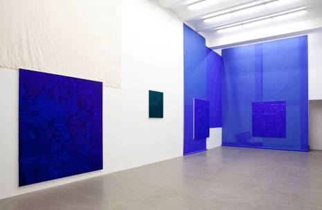 Heimo Zobernig. Piet Mondrian / Demonstrationsräume. Céline Condorelli, Kapwani Kiwanga, Judy Radul