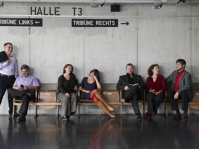 Neue Vocalsolisten Stuttgart, Foto: Martin Sigmund
