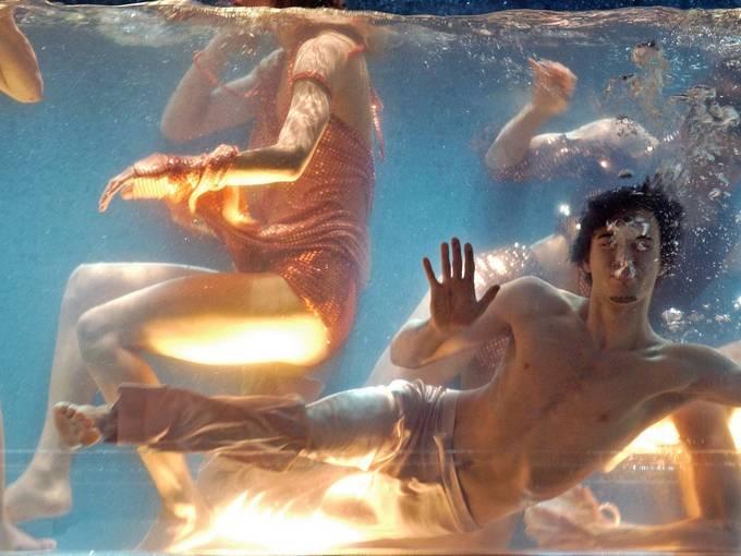 """Dido & Aeneas"" von Sasha Waltz (2005) © Foto: Sebastian Bolesch, Courtesy Sebastian Bolesch"