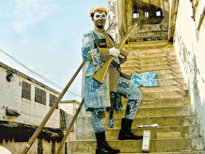 """""""Dutchman"""" von Bernard Akoi-Jackson"""