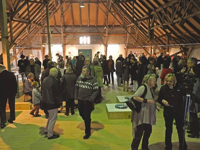 Ausstellung KunstLandMecklenburg, Foto: Christian Lehsten
