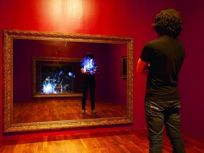 Lee Yongbaek, Broken Mirror, 2011, Courtesy: der Künstler und die Hakgojae Gallery © Lee Yongbaek