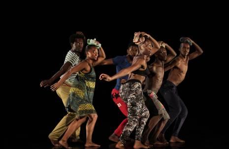 Dance Dialogues Africa