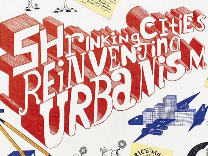 """Plakatmotiv zum Wettbewerb """"Reinventing Urbanism"""""""