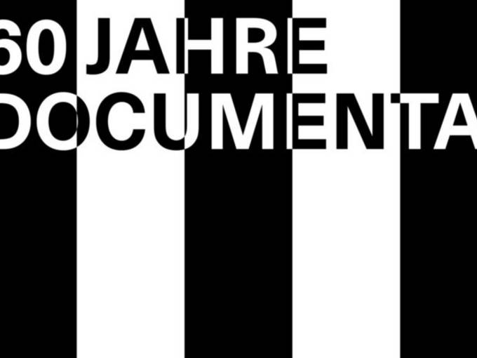 Logo 60 Jahre documenta