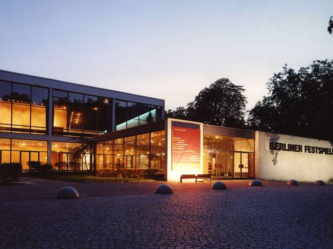 Haus der Berliner Festspiele © Burkhard Peter