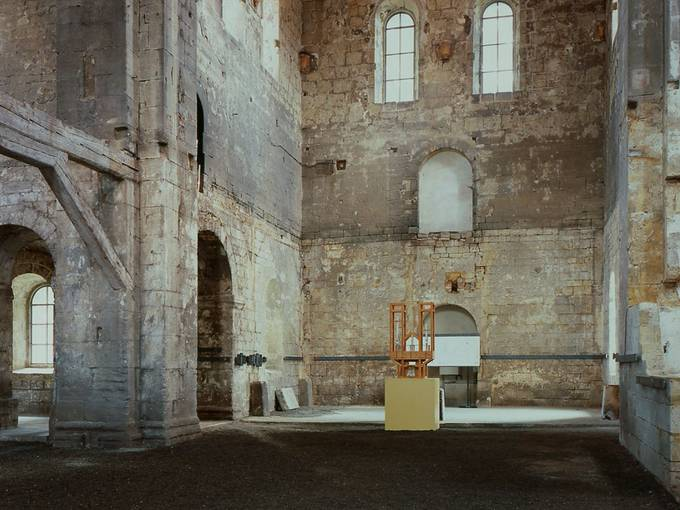 John-Cage-Orgel-Stiftung, Foto: Wiebke Elzel