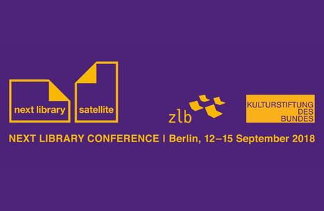 Next Library Conference 2018