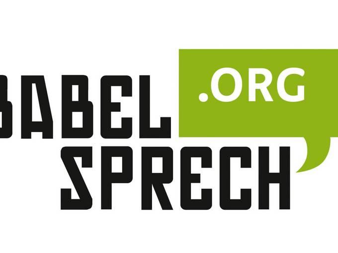 Babelsprech, Logo