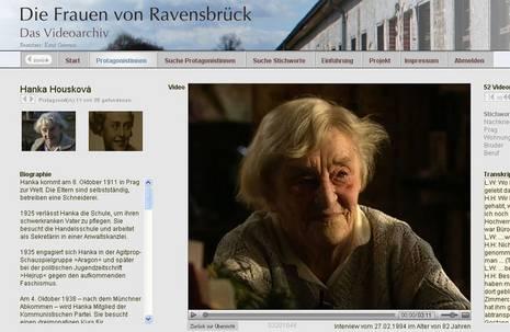 The Women of Ravensbrück – The Video Archive