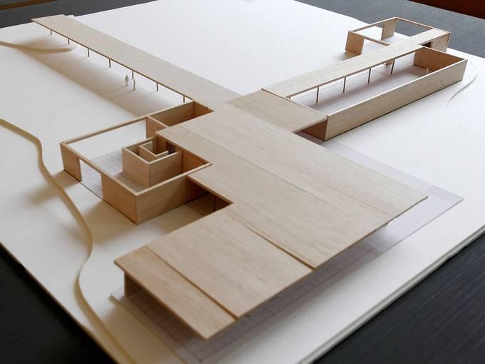 Modell des 1:1 Modells (Robbrecht en Daem 2012)