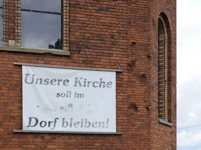 Förderkreis-Alte-Kirchen, Dorfkirche-Vicheln. Foto: Jens-Volz