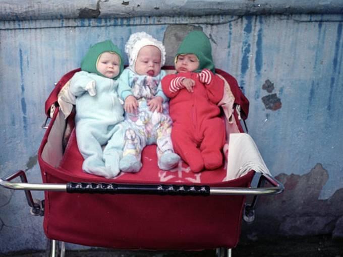 Ausschnitt aus Sergey Bratkov, Kids, Charkov, 2010. Foto: Sergey Bratkov