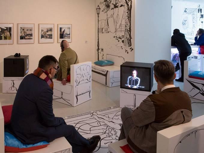 Ausstellung Homosexualität_en im Schwulen Museum*, Foto: Thomas Bruns